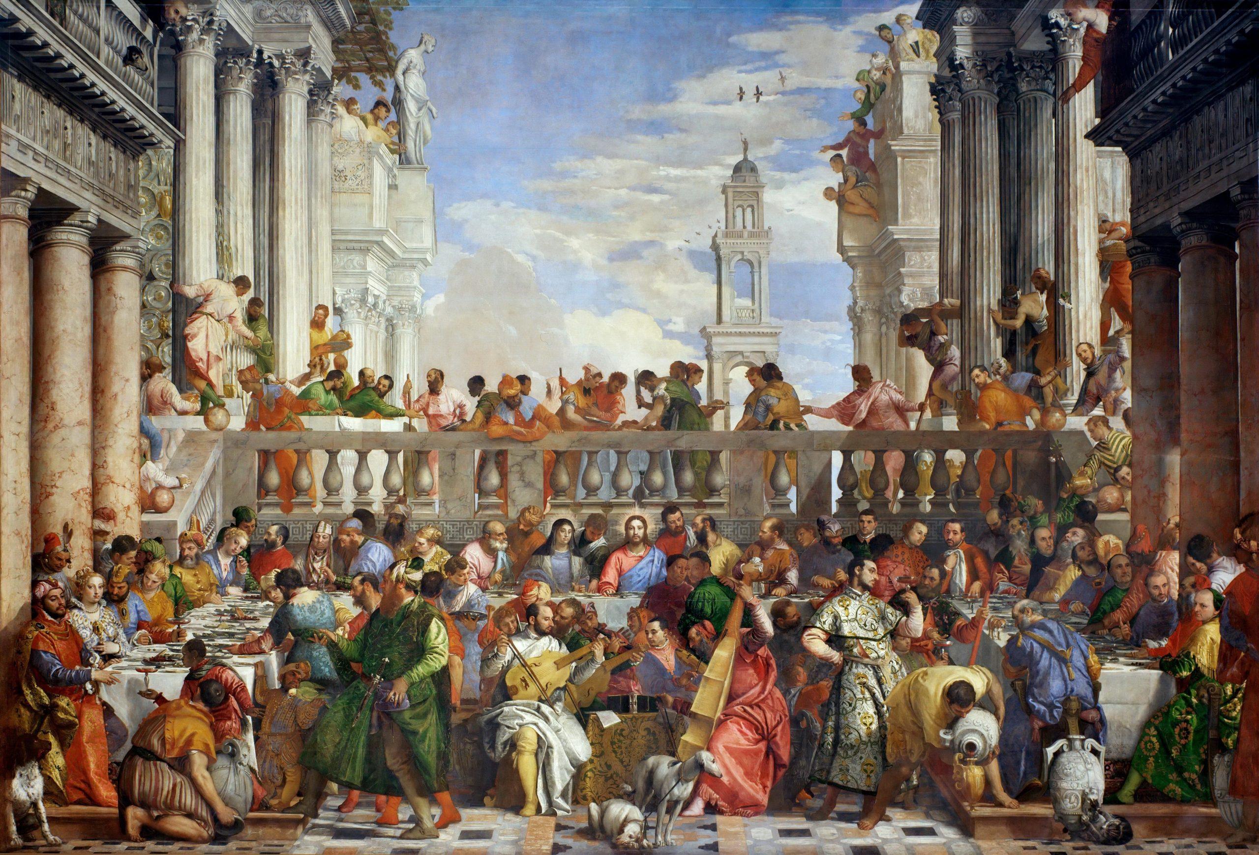 Veronese Wedding at Cana